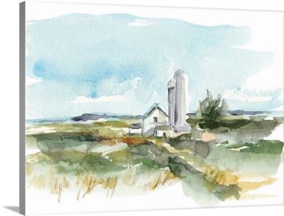 Rural Plein Air I