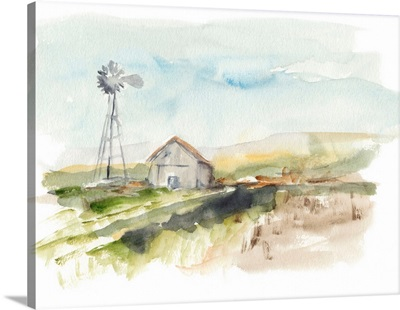 Rural Plein Air II