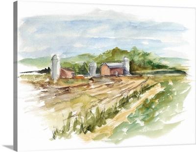 Rural Plein Air VI