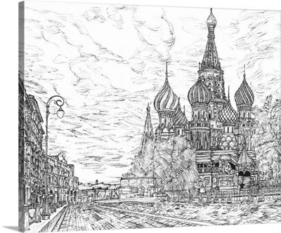 Russia In Black & White I