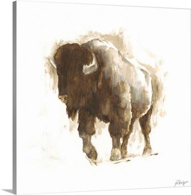 Rustic Bison II