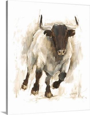 Rustic Bull I