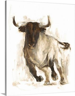 Rustic Bull II