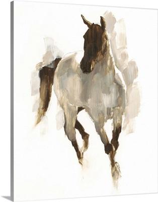 Rustic Horse I