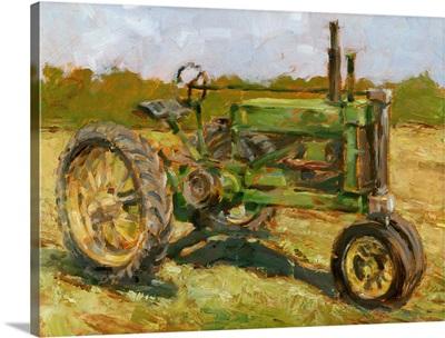Rustic Tractors I