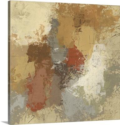 Saffron Fresco II