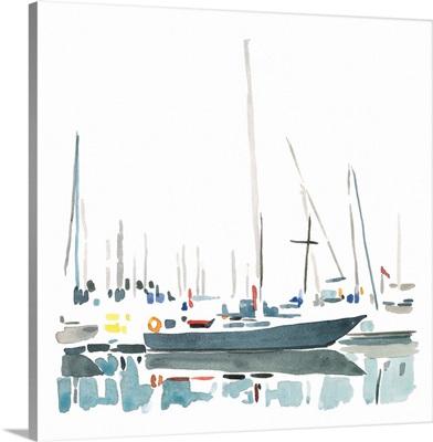 Sailboat Scenery I