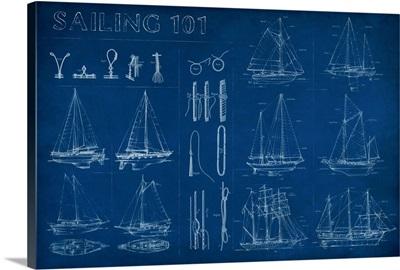 Sailing Infograph