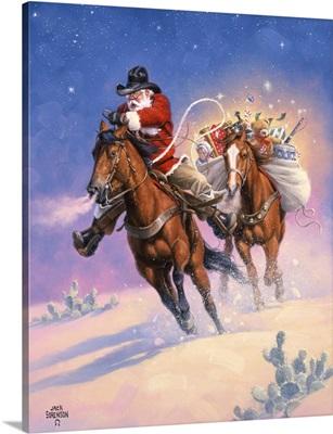 Santa's Big Ride