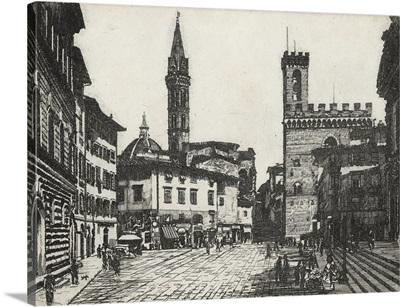 Scenes in Firenze II