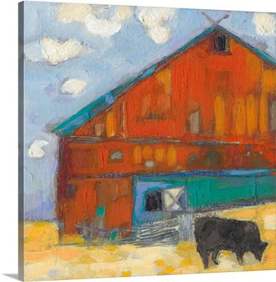Schullsburg Barn