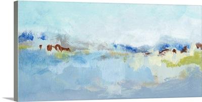 Sea Breeze Landscape I