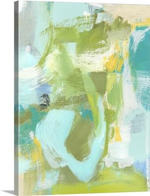 Sea Glass Abstraction I