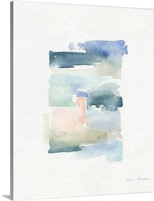 Sea Glass Color Studies IV