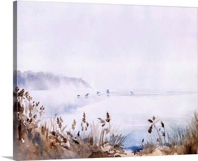 Sea Oats Mist I