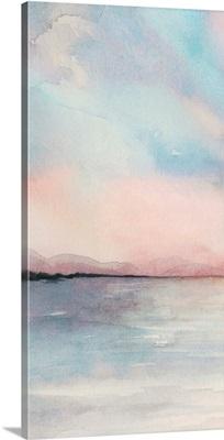 Sea Sunset Triptych I