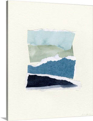 Seaside Color Study I