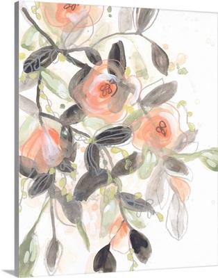 Sheer Blossoms II