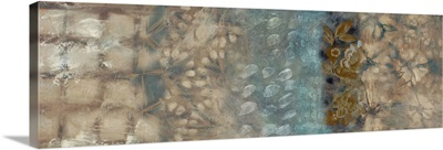 Shibori Panel II
