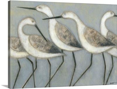 Shore Birds I