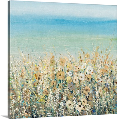 Shoreline Flowers I