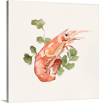 Shrimp For Dinner I