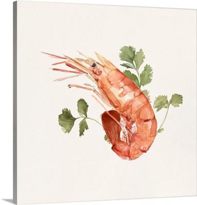 Shrimp For Dinner II