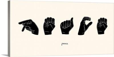 Sign Language V