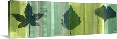 Silver Leaf Panel I