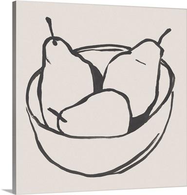 Simple Pear I