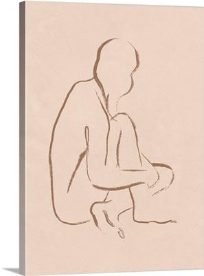 Sketched Pose I
