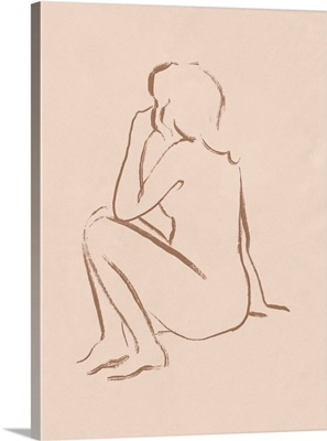Sketched Pose II