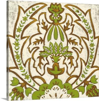 Small Lotus Tapestry II