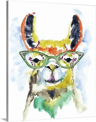 Smarty-Pants Llama