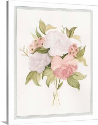 Soft Bouquet I