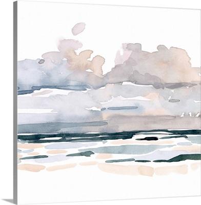 Soft Coastal Abstract II