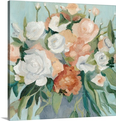Soft Pastel Bouquet I