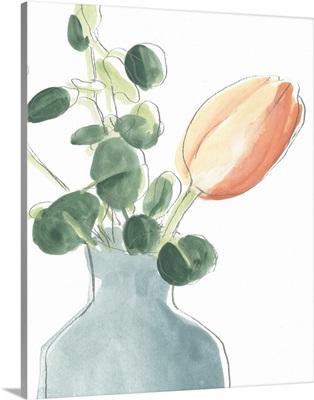 Soft Posy Sketch II