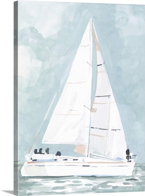 Soft Sailboat I