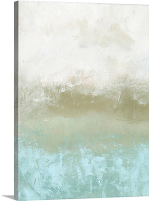 Soft Sea Green Composition I