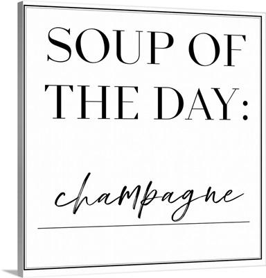 Soup Du Jour VI