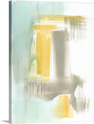 Spa Watercolor Abstract I