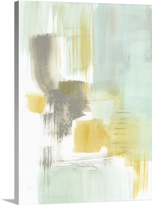 Spa Watercolor Abstract II