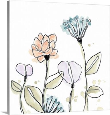 Spindle Blossoms V