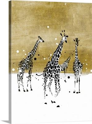 Spotted Giraffe II