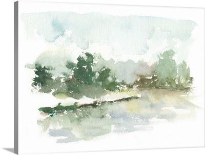 Spring Watercolor Sketch III
