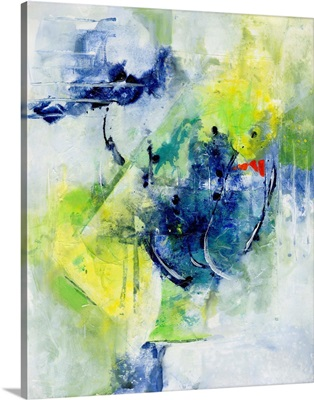 Springtime Abstract II