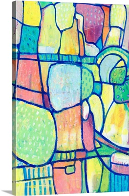Stained Glass Compostition I