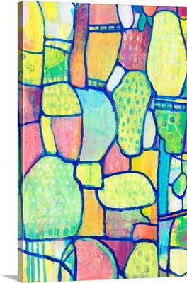 Stained Glass Compostition II