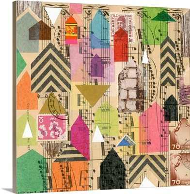 Stamped Houses I